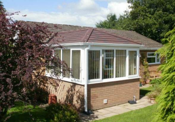 Edwardian Roof Style conservatory Morpeth