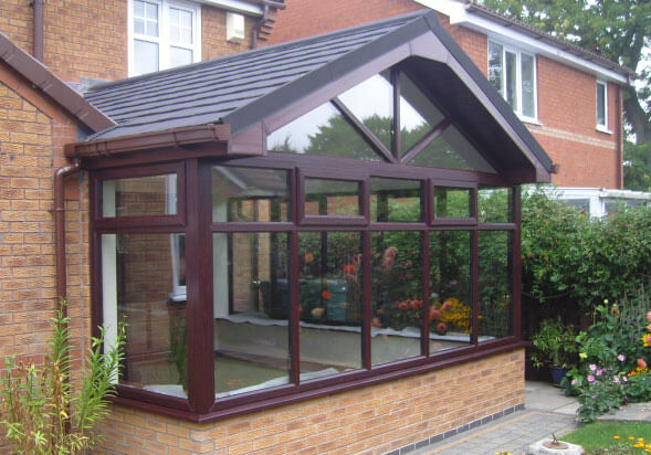 Gable Ended Roof Style conservatory