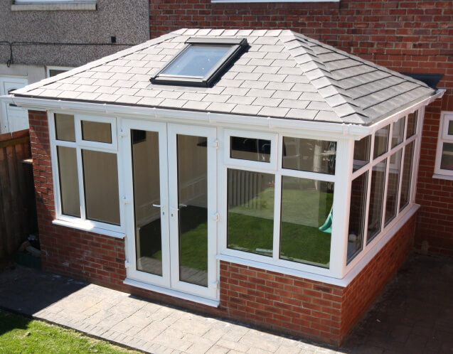 tiled conservatory roof Cramlington