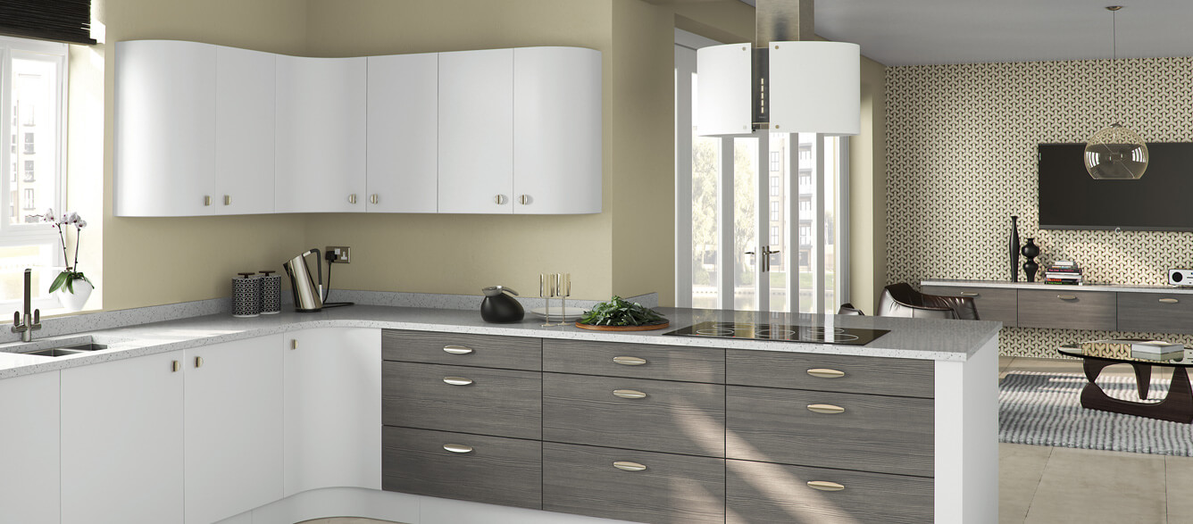 gloss kitchen designers Newcastle