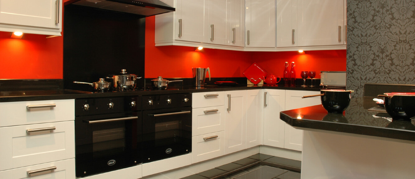 kitchen designers Cramlington