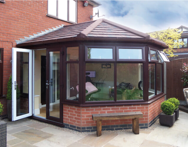 VICTORIAN STYLE CONSERVATORY NEWCASTLE