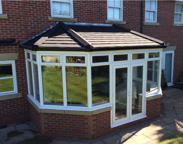 Lean to style conservatory Cramlington