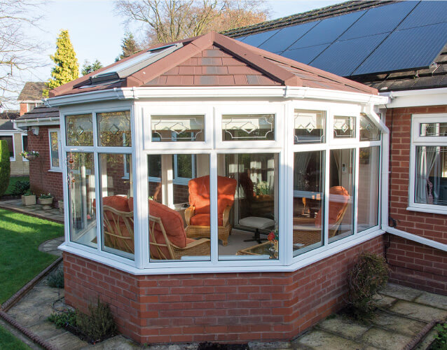 tiled conservatory roof Newcastle-upon-Tyne