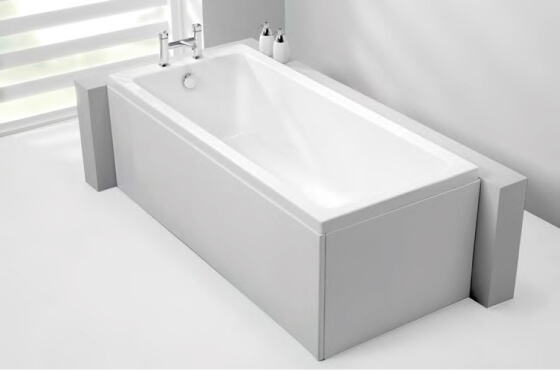 modern bath ideas UK