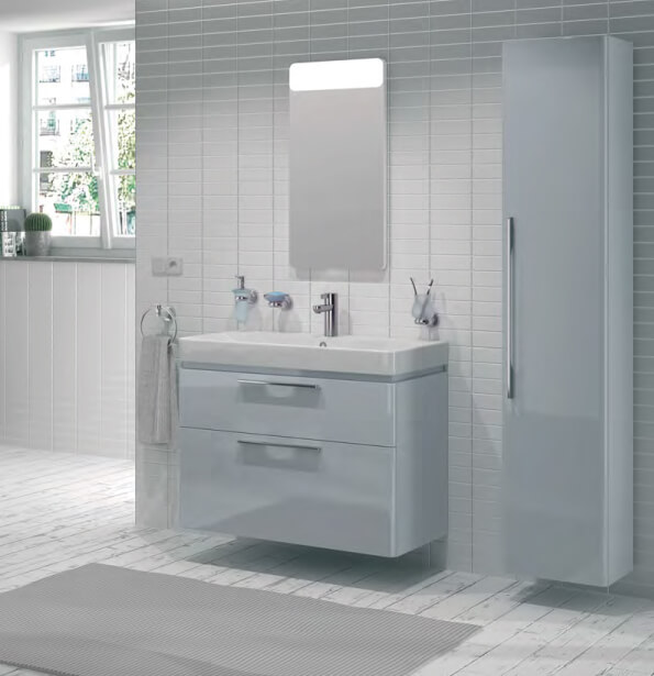 bathroom cabinets Newcastle