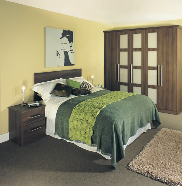 modern bedroom furniture Newcastle