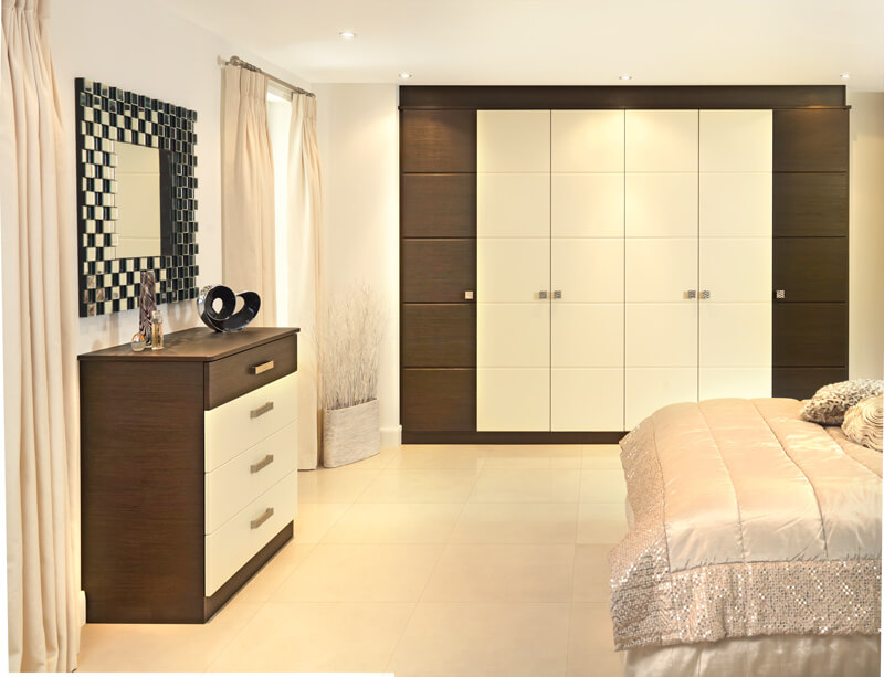 bespoke bedroom furniture Northumberland