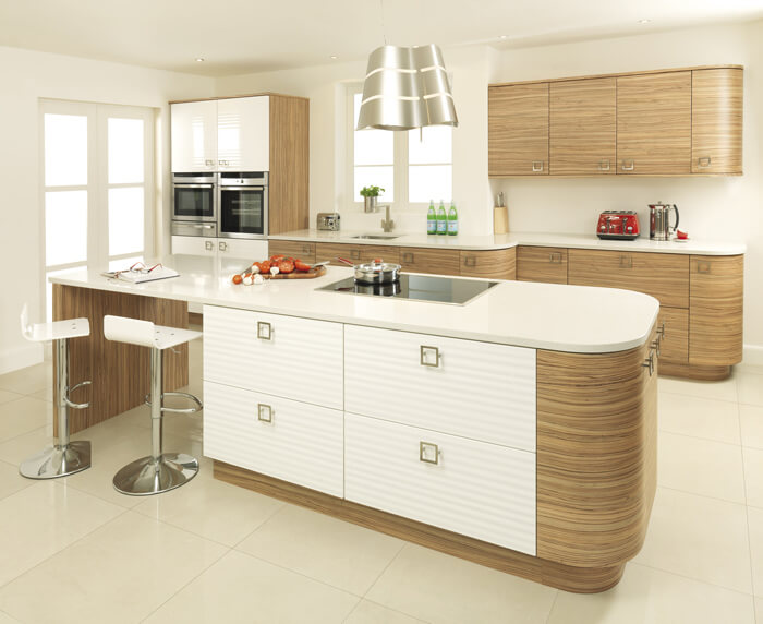modern kitchen designers Cramlington