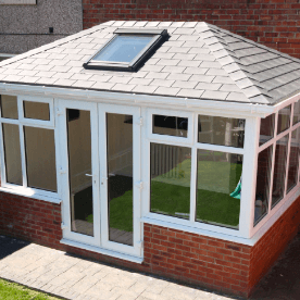 Conservatory Roof Tiles Cramlington