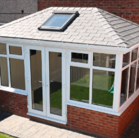 Conservatory Tiled Roof Newcastle-upon-Tyne