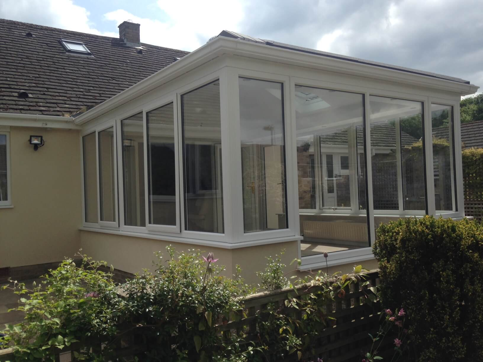 replacement conservatory roof ashington
